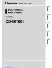 pioneer cd ib100ii manuals rh manualslib com iPod Adapter iPod Adapter