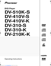 pioneer dv 310 s manuals rh manualslib com Atari Climber Manual 2600 Pioneer Spec 1