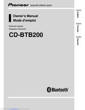 Pioneer Cd-btb200 Инструкция - фото 2