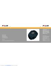 polar electro polar f1 user manual pdf download