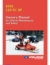 polaris 120 snowmobile manual