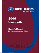 polaris sawtooth manuals rh manualslib com 2005 Polaris Sawtooth Phoenix Polaris Sawtooth