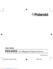 polaroid pdc4055 manuals rh manualslib com