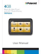 polaroid pmp430 4 manuals rh manualslib com
