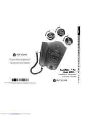 polycom soundpoint pro se 225 manuals rh manualslib com Clarity Polycom Manual Polycom SoundStation