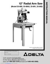 Delta 33-890 Manuals