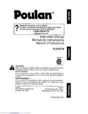 Poulan pro pln1514 instruction manuals pdf download publicscrutiny Gallery
