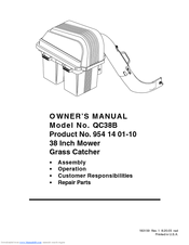 Electrolux 183159 Owner's Manual
