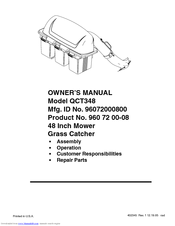 Electrolux 402345 Owner's Manual