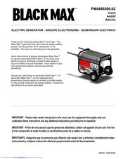 Powermate PM0496500.02 Owner's Manual