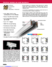 Manuals and User Guides for RSA Lighting PROFILE AR60S. We have 1 RSA Lighting PROFILE AR60S manual available for free PDF download Specifications  sc 1 st  ManualsLib & Rsa Lighting PROFILE AR60S Manuals