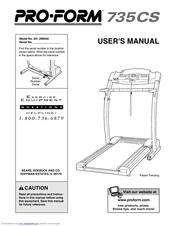proform xp pierdere în greutate 620 manual