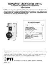 pvi quickdraw manuals rh manualslib com PVI Uniforms Pvis Matthew Cartmill