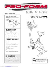 pro form 980 s ekg manuals rh manualslib com proform 760 ekg user manual Basic EKG Study Guide