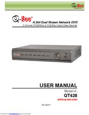 q see qt428 manuals rh manualslib com Q See 8 Camera Surveillance Q-See 960H Camera