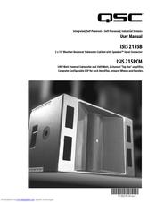 qsc isis 215pcm manuals rh manualslib com