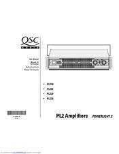 qsc pl236 manuals rh manualslib com