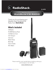 radio shack 21 1679 user manual pdf download rh manualslib com Radio Shack Electronic Parts Radio Shack Catalog
