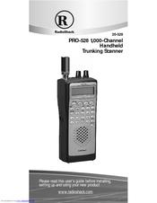 radio shack pro 528 user manual pdf download rh manualslib com Radio Shack Race Scanner Radio Shack Race Scanner