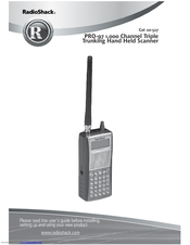 radio shack pro 96 manual