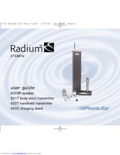 Phonic Ear 920SR User Manual