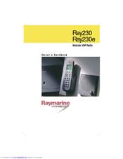 Raymarine Ray230 Owner's Handbook Manual