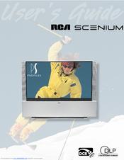 rca d40w20 user manual