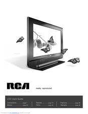 rca l46wd22 manuals rh manualslib com 32 Inch LCD HDTV LG 32 LCD HDTV