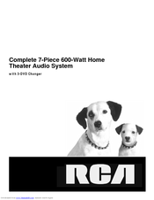 RCA 31-5010 Owner's Manual