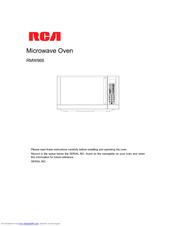 rca rmw968 manuals. Black Bedroom Furniture Sets. Home Design Ideas