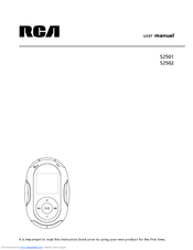 rca s2501 jet stream 1 gb manuals rh manualslib com
