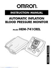 ReliOn HEM-741CREL Instruction Manual