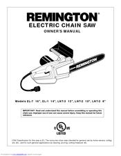 remington el 7 14 inch owner s manual pdf download rh manualslib com