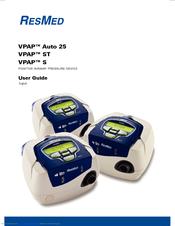 resmed vpap auto 25 user manual pdf download rh manualslib com