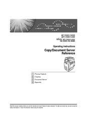 Ricoh isc 4045 manuals.