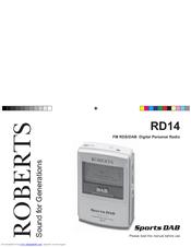 roberts rd14 sports dab manuals rh manualslib com Sports Players That DAB roberts sports dab 3 manual