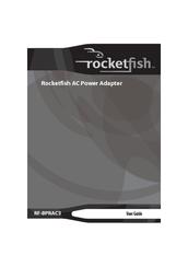 rocketfish rf bprac3 user manual pdf download rh manualslib com User Webcast Example User Guide