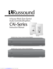 Russound CAi-Series Instruction Manual