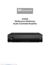 Russound CAS44 Owner's Manual