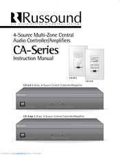 Russound CA 4.4pi Instruction Manual