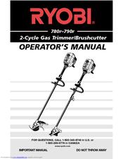 ryobi 780r operator s manual pdf download rh manualslib com ryobi gas trimmer 780r manual ryobi 780r manual pdf