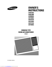 Samsung AW1000A Owner's Instructions Manual