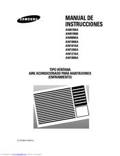 Samsung AW1000A Manual Del Instrucción