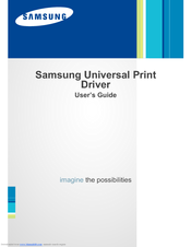 Samsung 3561ND - B/W Laser Printer User Manual