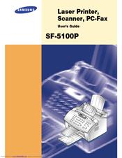 Samsung SF-5100P Scanner Driver