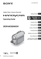 SONY HANDYCAM DCR HC52E WINDOWS 10 DRIVER DOWNLOAD