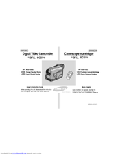 Samsung AD68-00395C Owner's Instruction Book