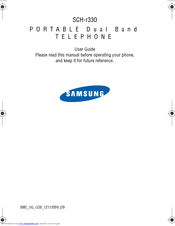 Samsung 12172009 User Manual