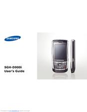 samsung sgh d900i user manual pdf download rh manualslib com Samsung D800 Samsung C300