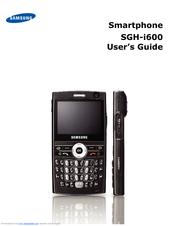 samsung sgh i600 manuals rh manualslib com